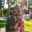 Lorena Carvalho destaca sintomas na gravidez de 1º filho com Lucas Lucco