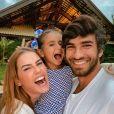 Filha de Deborah Secco e Hugo Moura quer seguir os passos dos pais
