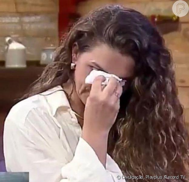 'Fazenda 2020': Luiza Ambiel é eliminada em roça histórica