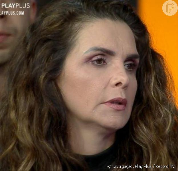 'Fazenda 2020': Luiza Ambiel briga em programa na TV