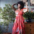 Isabela Capeto apresentou sua coleção em estilo fashion film
