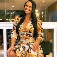 Graciele Lacerda tem planos de se tornar mãe em 2021