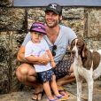Dudu Azevedo abriu o jogo sobre a paternidade em entrevista