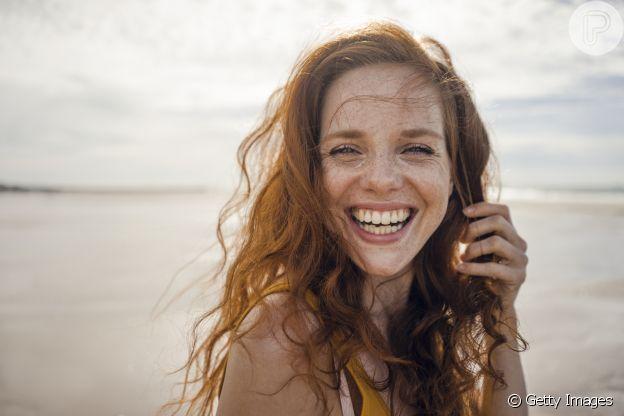 Evite o ressecamento do cabelo ruivo