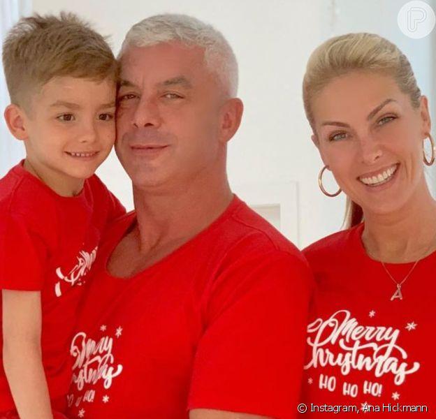 Marido de Ana Hickmann, Alexandre Correa emagrece 9 kg após dar início ao tratamento contra o câncer