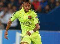 Neymar marca um gol e Barcelona vence, de virada, o Almería