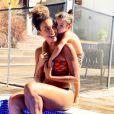 Mãe de Benjamin, de 3 anos, Sheron Menezzes fez tratamento estético para estimular colágeno na pele