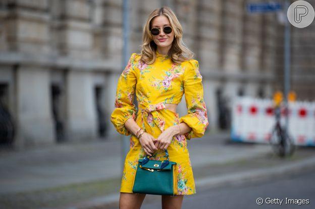 Veja dicas de looks com a cor amarela!