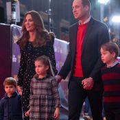 Caçula de Kate Middleton, príncipe Louis rouba a cena em cartão de Natal. Veja!