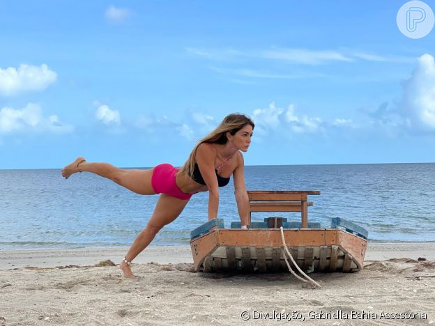 Confira as dicas da personal Gabriella Bahia sobre treinos!