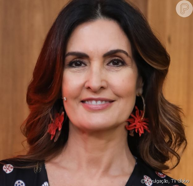 Fátima Bernardes, em tratamento contra câncer, atualizou seu estado de saúde aos fãs: 'Liberada para dar pequenos passeios pelo condomínio, sem fazer esforço'