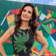 Fátima Bernardes voltou a ser apoiada por fãs em tratamento contra câncer