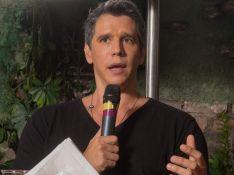 Morre pai de Márcio Garcia após AVC por Covid e ator chora em vídeo: 'Gratidão'