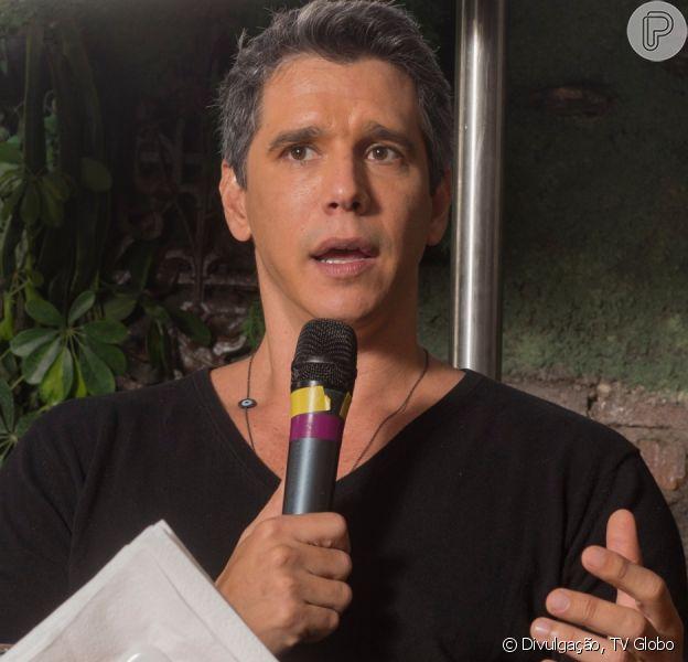 Morre pai de Márcio Garcia após AVC por Covid