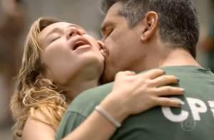Mariana Ximenes e Márcio Garcia estreiam série do 'Fantástico' com cenas quentes