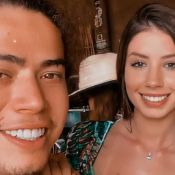 Namorada provoca Whindersson Nunes após ironia sobre rumor de gravidez
