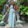 Simone, irmã de Simaria, está no sétimo mês de gestação