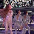 Anitta teve seu show exibido pela TV na noite de réveillon
