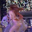 Anitta foi a primeira cantora brasileira a fazer show no réveillon de Times Square