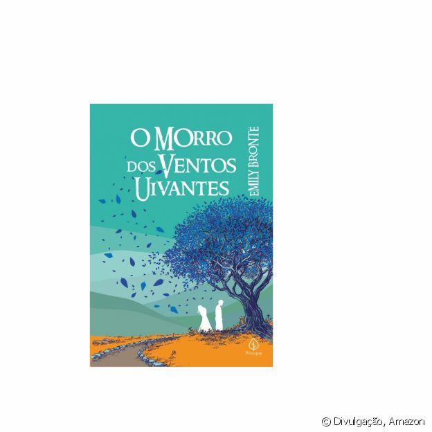 Disponível na Amazon, o livro 'Morro dos ventos Uivantes' é um clássico da literatura