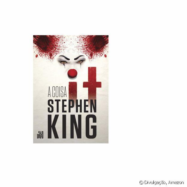 O livro 'It: A Coisa', de Sthephen King, é encontrado à venda na Amazon
