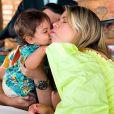 Marília Mendonça se divertiu diante da reação do filho antes de jantar