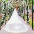 Marina Ruy Barbosa e Xande Negrão tiveram casamento badalado em outubro de 2017