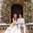 Marina Ruy Barbosa e Xande Negrão se casaram 4 vezes