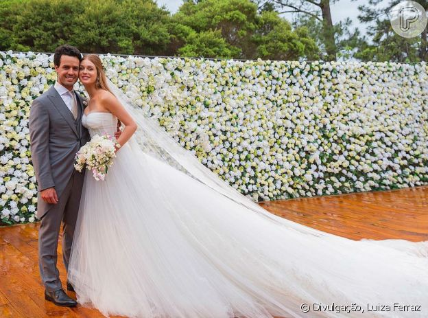 Relação de Marina Ruy Barbosa e Xande Negrão teve casamento repleto de luxo