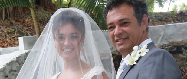 Morre pai de Sophie Charlotte e atriz desabafa: 'Coração dilacerado'