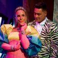 A ideia de Ivete Sangalo e Xanddy era não deixar o carnaval passar em branco em meio a pandemia do coronavírus, que fez adiar a data festiva por todo o Brasil