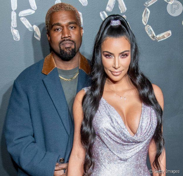 Kim Kardashian e Kanye West estão se divorciando após 7 anos de casados