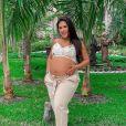 Simone comentou que ainda não está satisfeita com seu corpo pós-parto