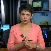 Sandra Annenberg volta ao 'Jornal Hoje' nesta sexta-feira, após acidente