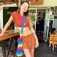 Gabriela Pugliesi garantiu que não quer 'ficar magrela' como antes