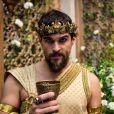 Novela 'Gênesis': Ibbi-Sim (Felipe Roque) é assassinado em invasão elamita