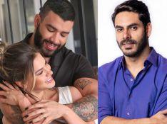 No 'BBB21', Rodolffo fala sobre casamento de Gusttavo Lima e Andressa Suita