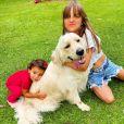 Ticiane Pinheiro adora compartilhar momentos em família na webb
