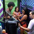 'BBB 21': participantes ganharam looks para Prova do Líder