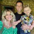 Amaury Nunes não é pai biológico de Enrico