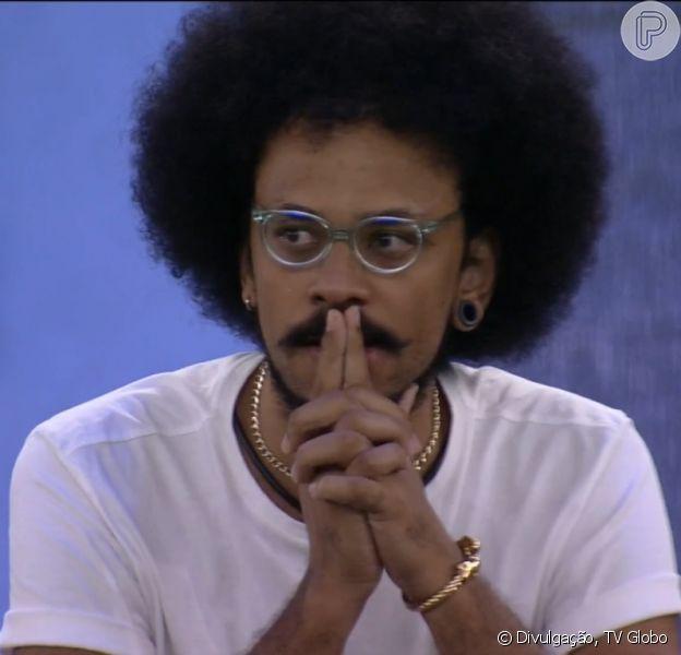'BBB 21': João acusa Rodolffo de 'jogo sujo', abre o jogo sobre comentário racista e ganha apoio dos brothers