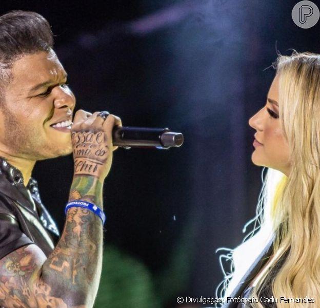 Gabi Martins é homenageada em tatuagem de Tierry