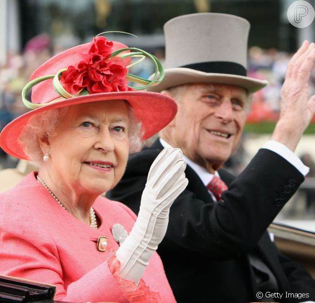 Morre príncipe Philip, marido da rainha Elizabeth II, nesta sexta-feira, 9 de abril de 2021