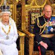 Em entrevista, Rainha Elizabeth II já revelou que  sentiu amor à primeira vista porpríncipe Philip