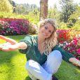 Karina Bacchi garantiu que está ressignificando sua relação com Amaury Nunes