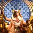 Novela 'Gênesis': faraó (André Ramiro) desiste de se casar com Sara (Adriana Garambone) após castigo de Deus