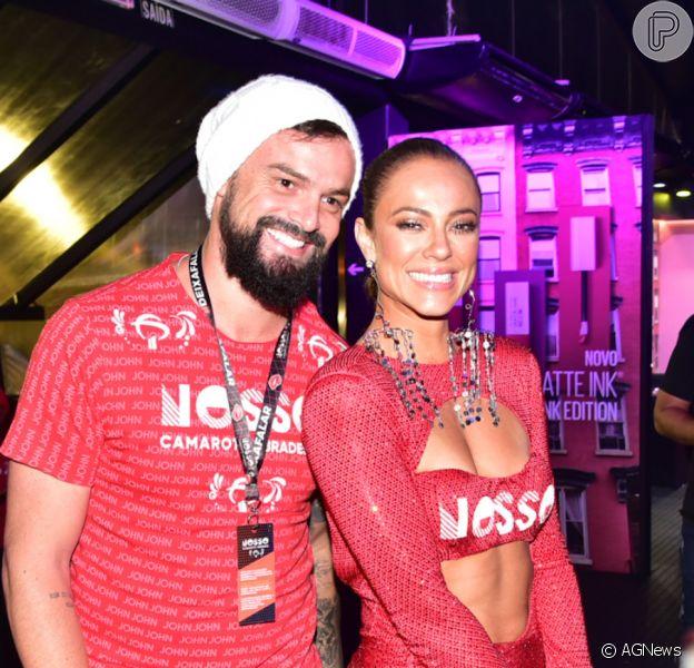 Paolla Oliveira e Douglas Maluf terminam namoro de 1 ano, em 17 de abril de 2021