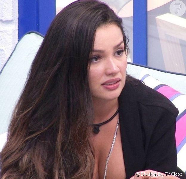 No 'BBB 21', Juliette revela motivo de mágoa com Pocah após briga