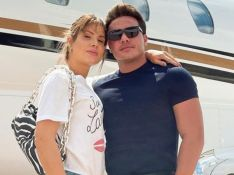 Wesley Safadão sofre crise na relação com Thyane Dantas por excesso de ciúmes, diz jornal