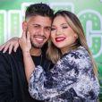 Filha de Virgínia Fonseca e Zé Felipe sorri em ultrassom e encanta web: 'Que amor'